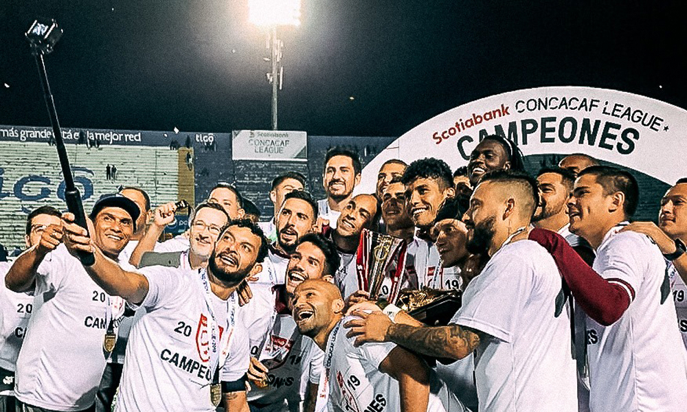 Saprissa fue el campeón de la edición 2019 de la Liga CONCACAF.
