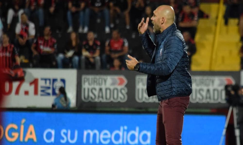 Luis Marín asumirá la dirección técnica del Herediano a partir del lunes.