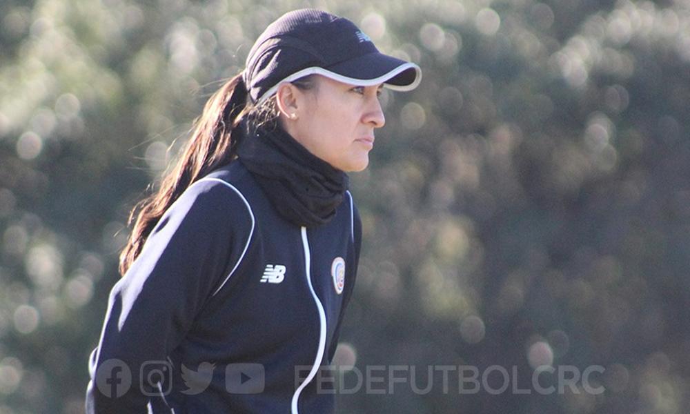 La seleccionadora Amelia Valverde aprovechará la puasa entre los torneos de primera división para volver a tener a la Sele Femenina en la cancha.