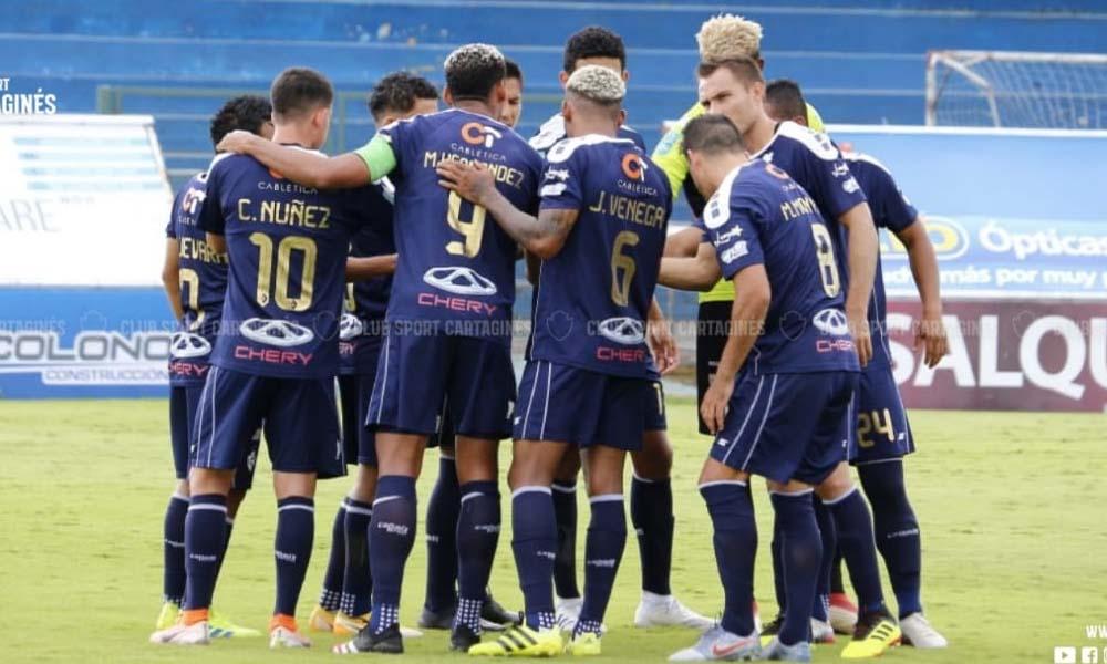 Más allá de la matemática, Cartaginés puede comenzar a pensar en las semifinales del Apertura 2020.
