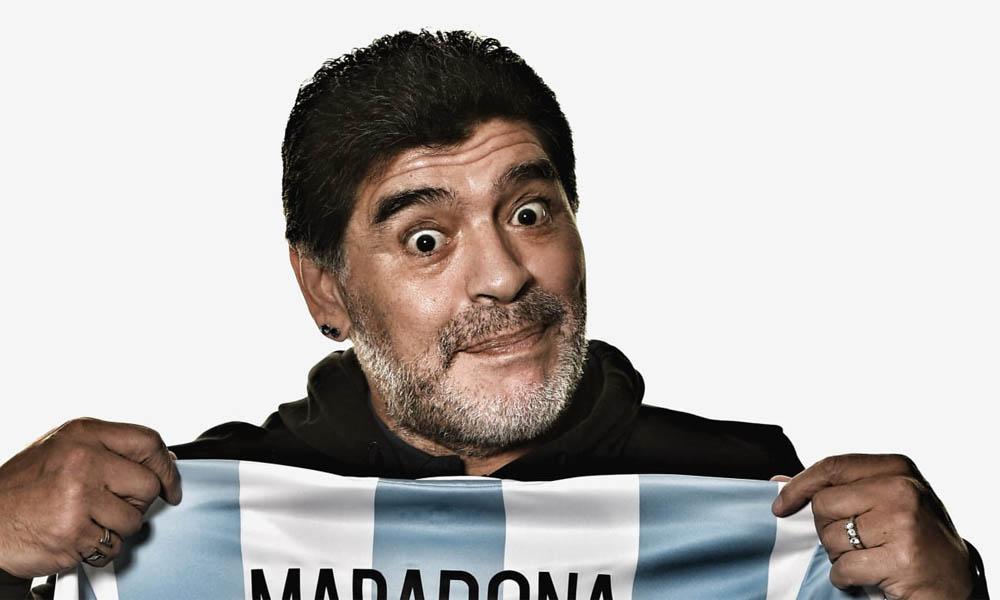 Diego Armando Maradona fallecío este miércoles, víctima de un paro cardio respiratorio.