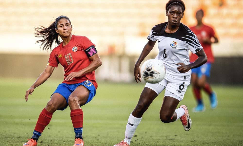 Shirley marcó su gol el 28 de enero pasado, en un njuego eliminatorio preolímpico ante Panamá.