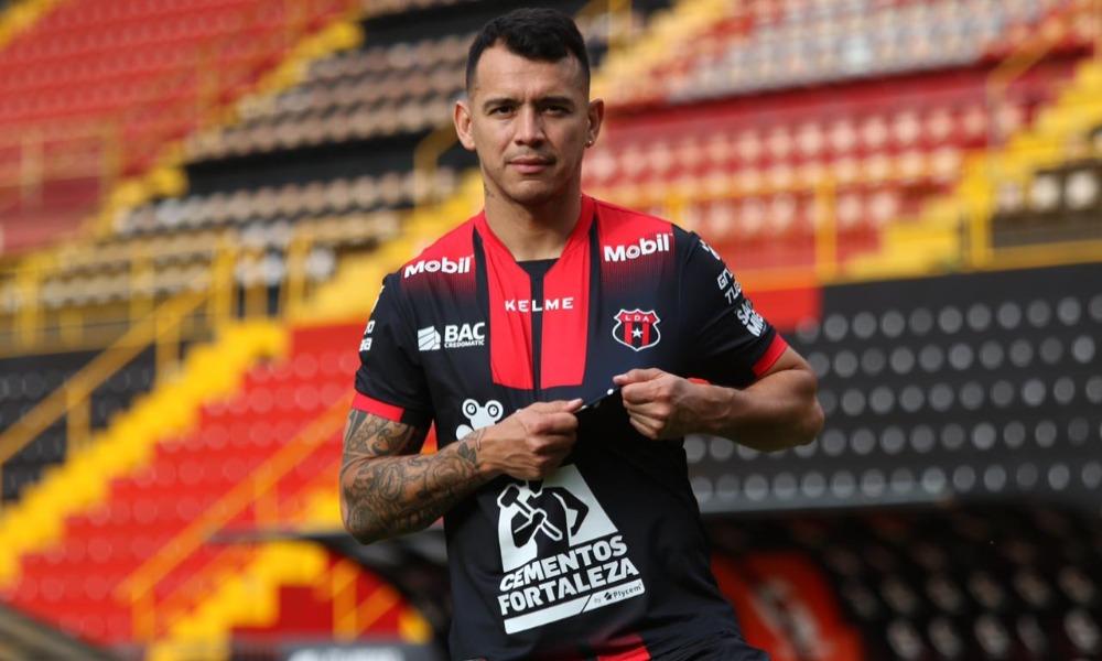 Daniel Arreola, nuevo defensor de Alajuelense, ha tenido un paso discreto por el fútbol mexicano.