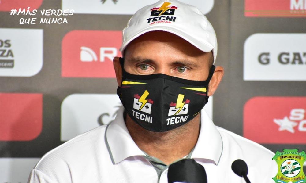 Luis Fernando Fallas terminó insatisfecho con el desempeño de su equipo en el cierre del torneo.