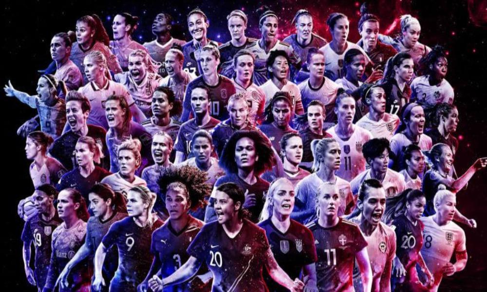 Shirley Cruz recibió el respaldo de las futbolistas profesionales del mundo para ubicarse entre las 15 mejores mediocampistas del año.