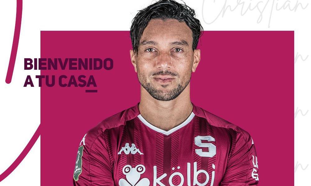 Así anunció Saprissa el regreso de Christian Bolaños al equipo para el Clausura 2021.