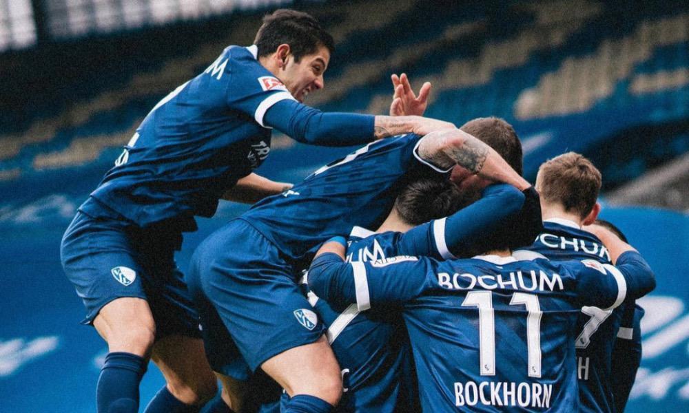 El Bochum, de Christian Gamboa, se metió a puestos de ascenso directo en la segunda división de Alemania.