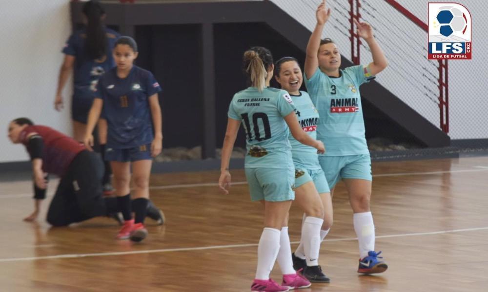 Costa Ballena venció a Tres ríos y se metió en la segunda rona del torneo.