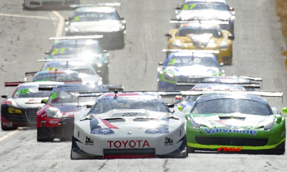 La final del GT Challenge de las Américas tendrá lugar el sábado, en el Parque Viva.