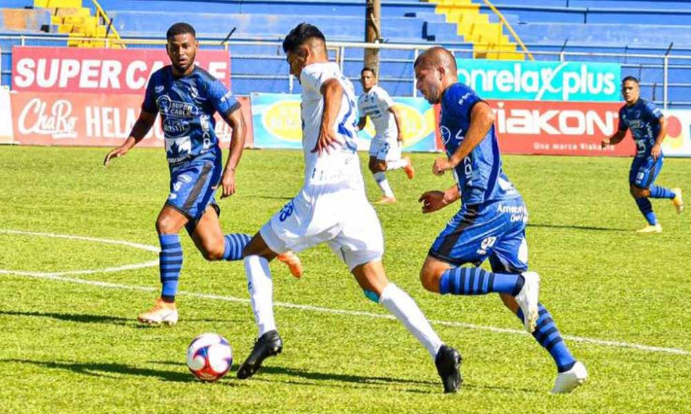 El de Grecia ante Pérez Zeledón fue un encuentro cerrado y con pocas opciones de gol.