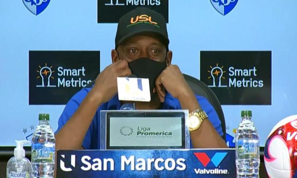 Hernán Medford, técnico del Cartaginés, defendió que su equipo tuvo varias opciones claras de gol que no prosperaron gracias al arquero Esteban Alvarado.