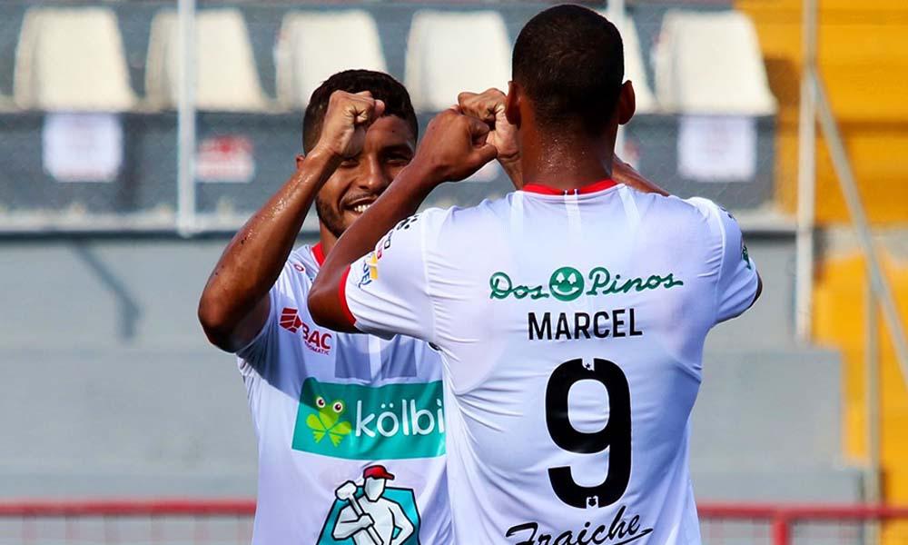 Johan Venegas y Marcel Hernández cargaron con el peso ofensivo de Alajuelense para la victoria ante Limón.