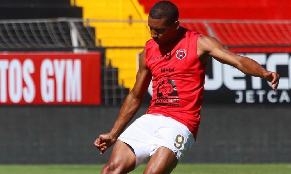 Marcel Hernández cumple por lo alto con las expectativas que tenían en Alajuelense al contratarlo.