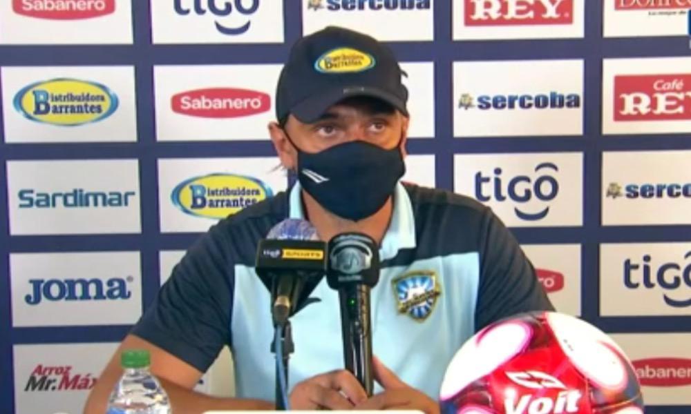 Martin Arriola sostiene que Jicaral es un equipo en proceso de formación.