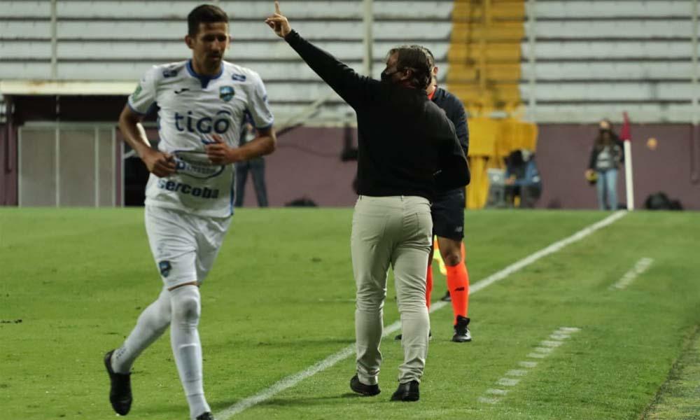 Martín Arriola y sus muchachos comienzan a hablar de un proceso para Jicaral.