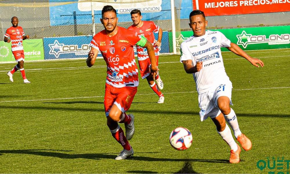 Santos sumó su primera victoria del torneo. La víctima fue el Municipal Pérez Zeledón.