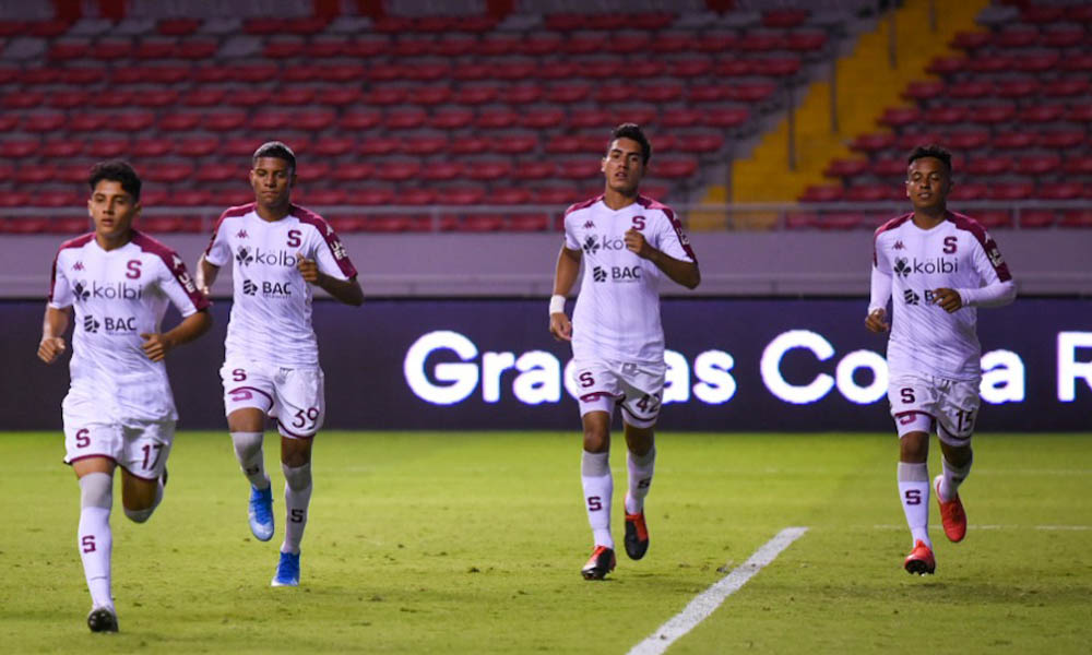 Supuestamente, los juveniles del Sapissa tendrán mayor oportunidad en el Clausura 2021.