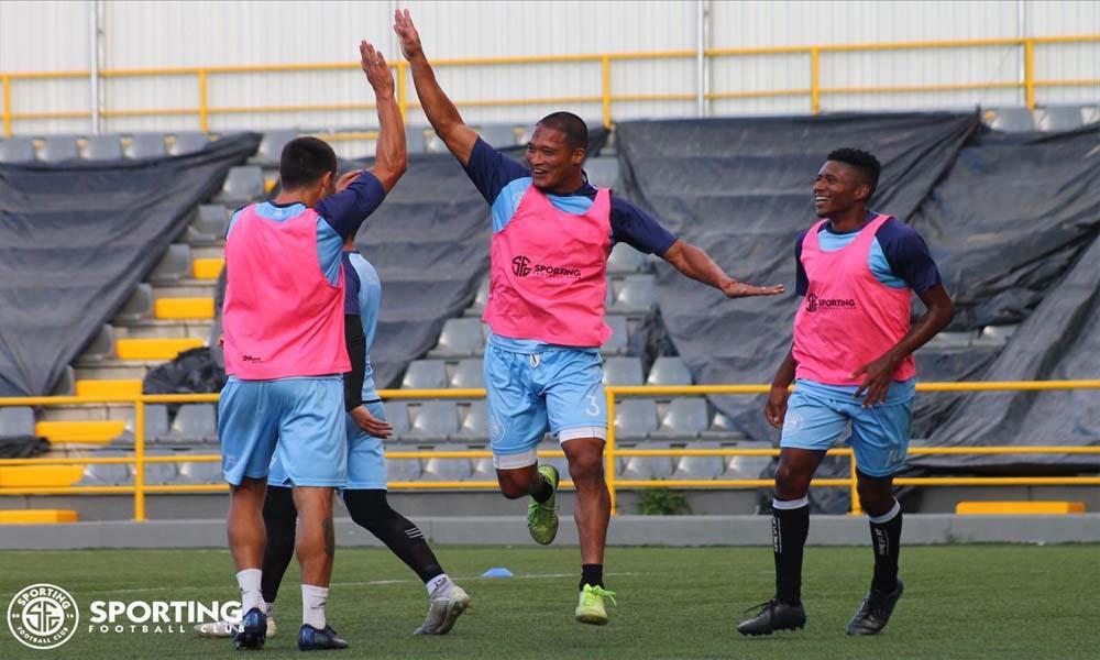 Sporting FC reglamentariamente no puede pelear nada en la parte alta de la tabla. Se concentrará en luchar por conservar la categoría.