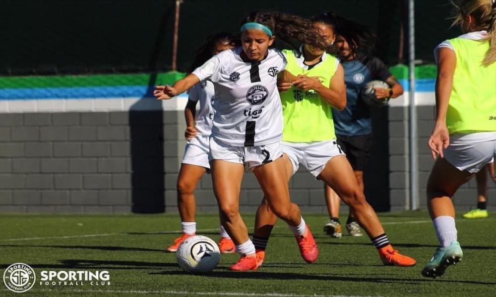 Sporting le está poniendo énfasis ahora al trabajo táctico, en la última etapa de la preración para iniciar el Apertura 2021.
