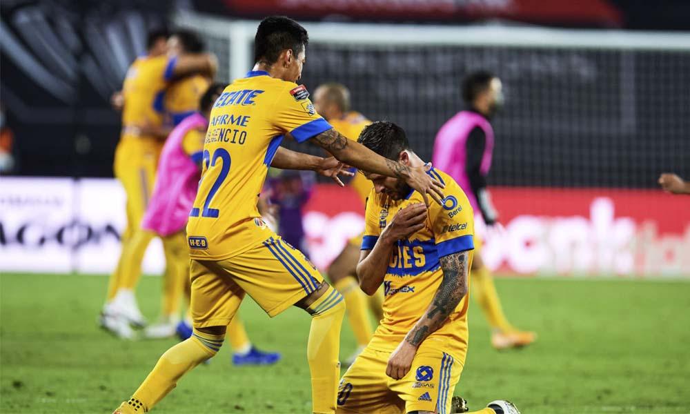 Tigres, de México, es el actual campeón de la CONCACAF Liga de Campeones.