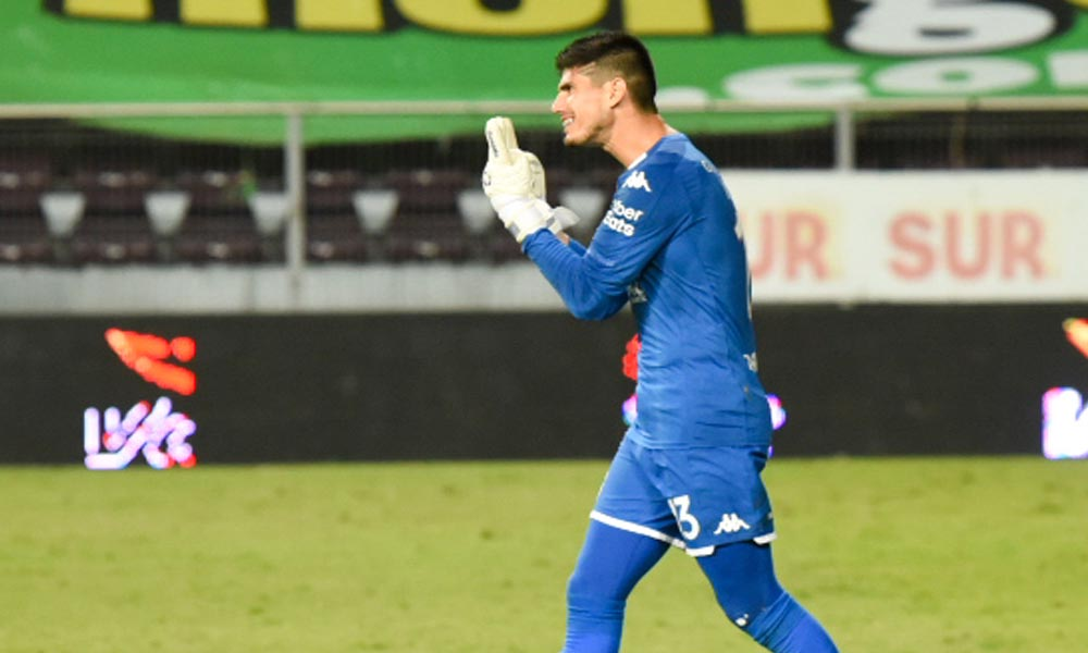 Aarón Cruz asegura que en el camerino del Saprissa ven como un sueño la oportunidad de ser bcampeones de la Liga CONCACAF.