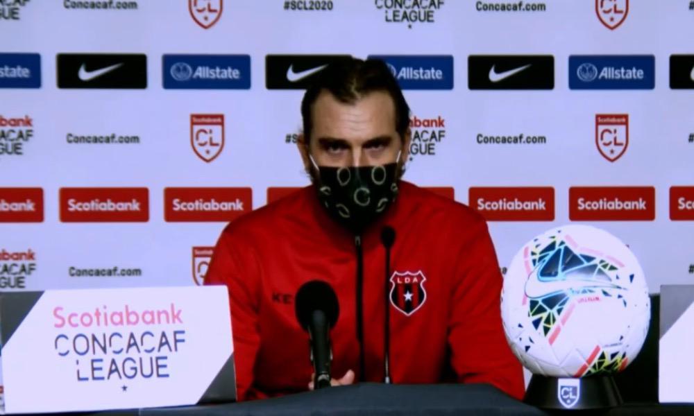 Andrés Carevic, técnico de Alajuelense, detacó el proyecto institucional tras obtener el título de la Liga CONCACAF.