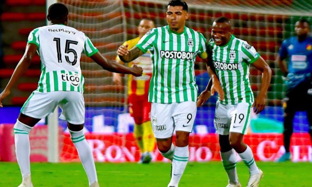 El Atlético Nacional goleó en la jornada del fin de semana en la Liga de Colombia.