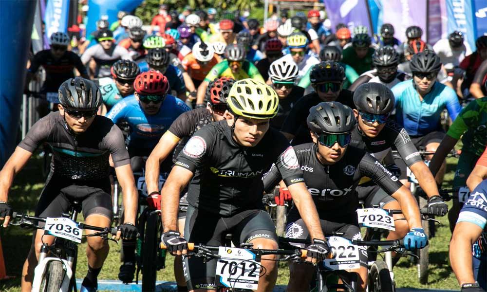 La primera parada de la Copa Endurance 2021 tuvo lugar el domingo pasado, en juan Viñas, con la participación de 520 ciclistas.
