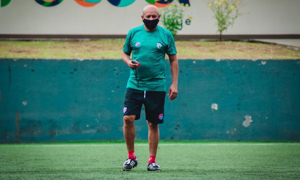 Erick Rodríguez no quiere que Sanrtos reciba tantos goles en los primeros minutos de sus partidos.
