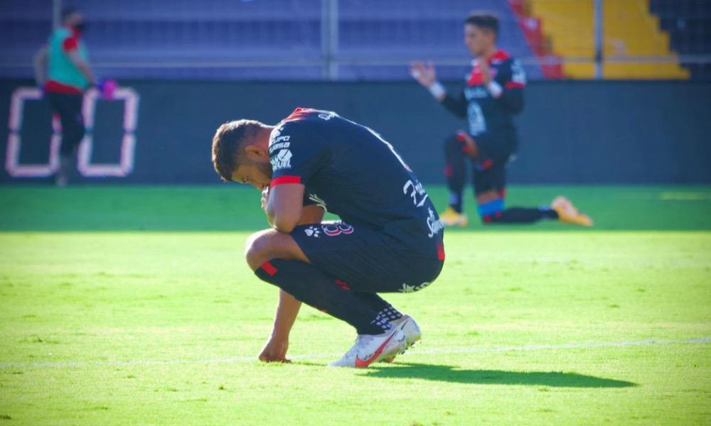 Johan Venegas destacó la importancia que tiene para Alajuelense la pausa de esta semana en que no hubo doble jornada.