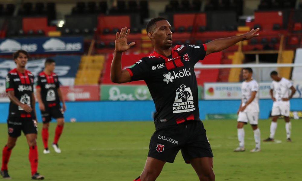Marcel Hernández agradeció la confianza de sus compañeros, que lo han apoyado desde su llegada a Alajuelense.
