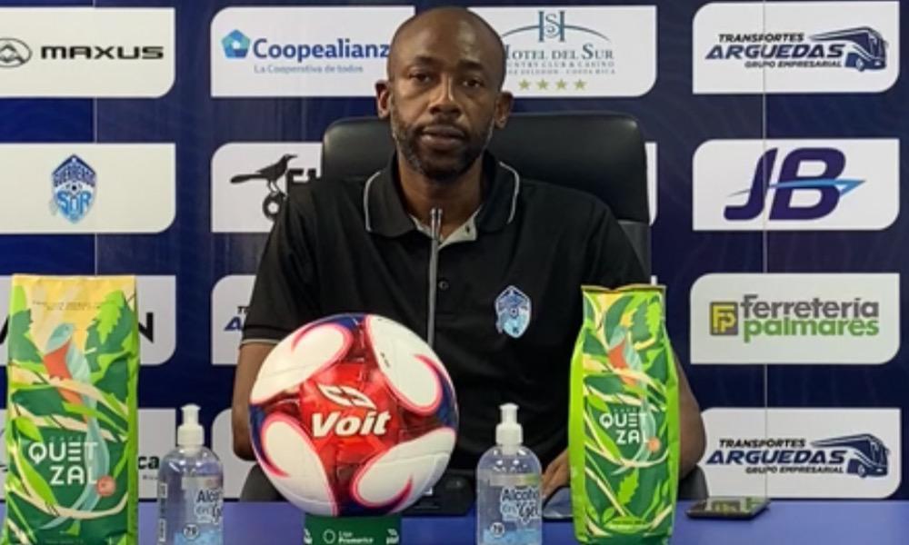 Paulo César Wanchope cree indispensable que el Pére Zeledón salga del útimo lugar para que los jugadores recuperen la confianza.