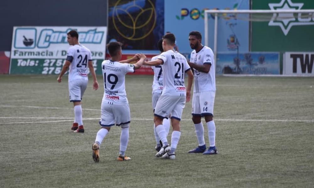 Los jugadores de Guadalupe FC se llenaron de confianza luego de la goleada sobre Limón en la jornada anterior.