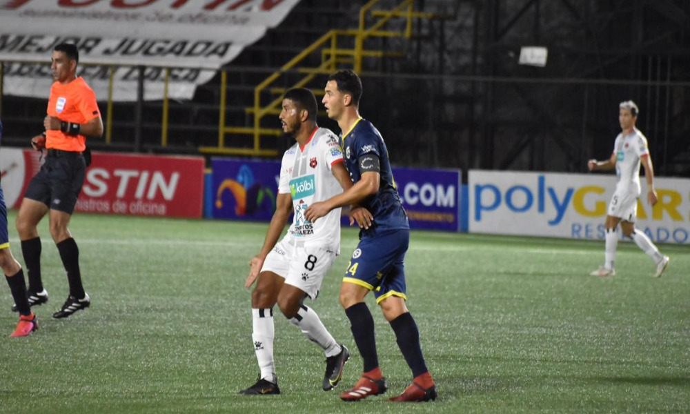 En el camerino de Guadalupe creen que ejercieron una buena presión ante Alajelense, pese a la derrota 1 – 3.