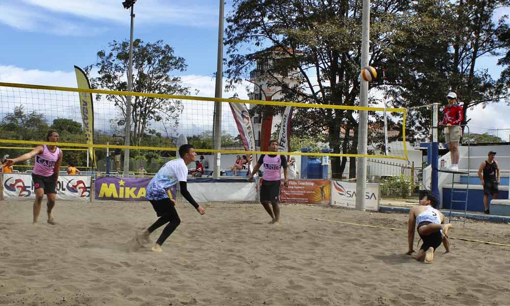 La segunda fecha de la Categoría A del Voleibol Playa tendrá lugar este fin de semana.