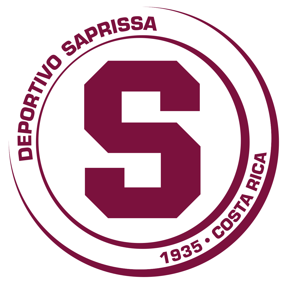 Deportivo Saprissa | Escudo 2012