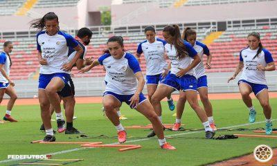 Selección Femenina Costa Rica