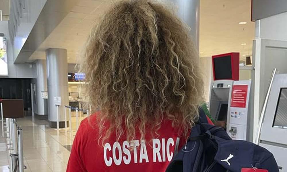 Carlos Muñoz viaja a Japón para intentar tomar parte en los Juegos Olímpicos Tokio 2020. Foto: Fedesurfcr.